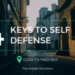 The 4 Keys to Self Defense – Self Defense Tips